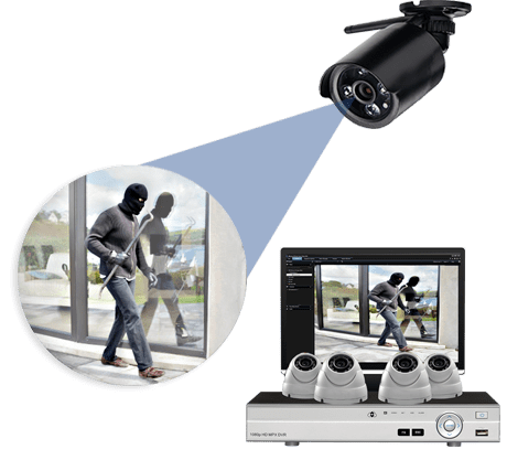 IP camera systems